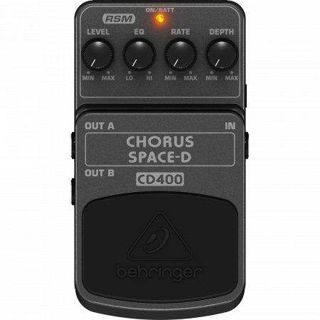 Behringer CHORUS SPACE-D CD400