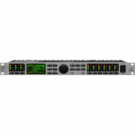 Behringer DCX2496 UltraDrive Pro Digital 24 Bit/96 kHz Loudspeaker Management System