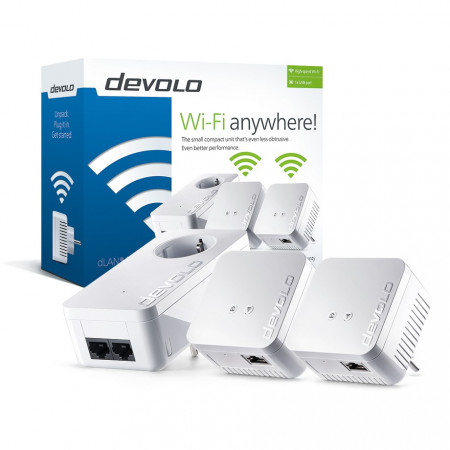 devolo dLAN® 550 WiFi Network Kit