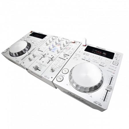 Pioneer DJ 350PACK-W-2