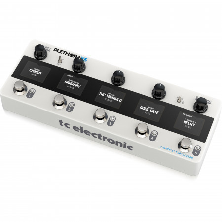 TC Electronic PLETHORA X5 Stompbox