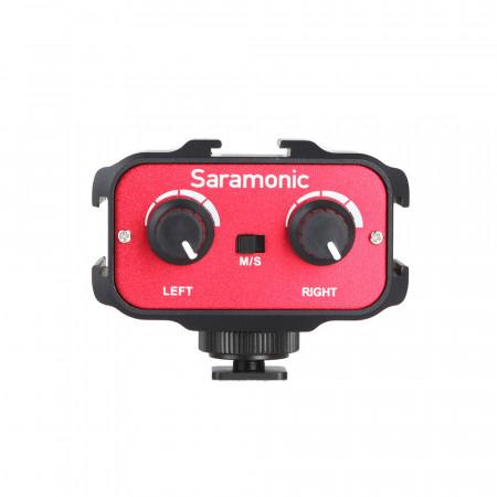 Saramonic SR-AX100 Audio Adapter