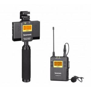 Saramonic UwMic9 Kit12 TX9+SP-RX9 Wireless Lavalier System