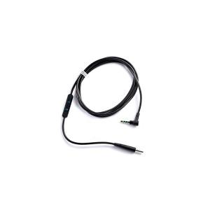 Sluchátkový kabel s dálkovým ovládáním BOSE QuietComfort 25 inline/mic remote pro zařízení Samsung Galaxy, černý