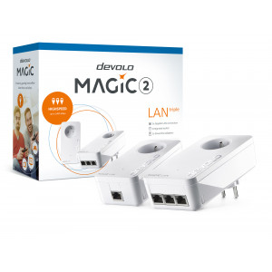 Devolo Magic 2 LAN triple Starter Kit