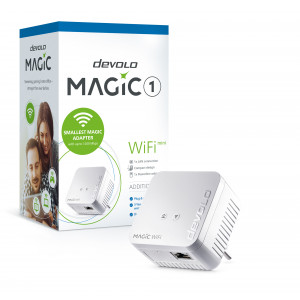 Devolo Magic 1 WiFi mini Single