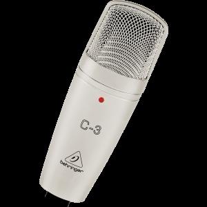 Behringer Condenser Microphones C-3
