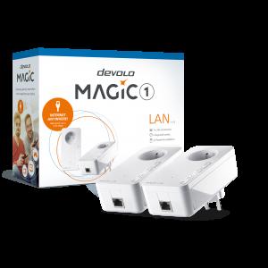 devolo D 8299 Magic 1 LAN 1-1-2 Startovací souprava