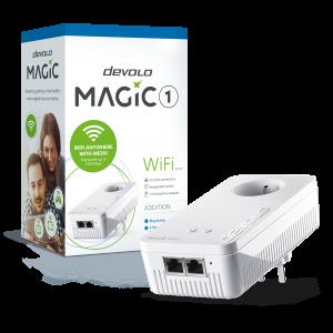devolo D 8355 Magic 1 WiFi 2-1-1 Příslušenství