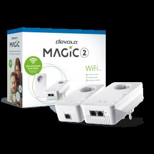 devolo D 8387 Magic 2 WiFi 2-1-2 Startovací souprava