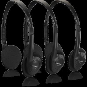 Behringer HO 66 Headphones Multipack