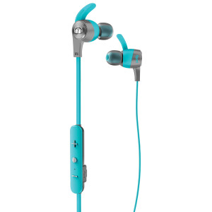 Monster iSport Achieve In Ear Wireless Blue