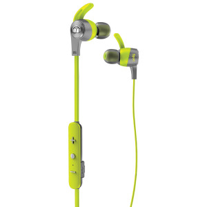 Monster iSport Achieve In Ear Wireless Green