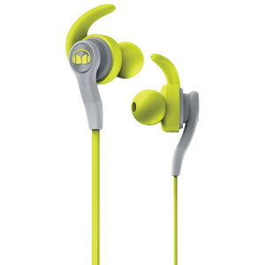 Monster iSport Compete In Ear Green