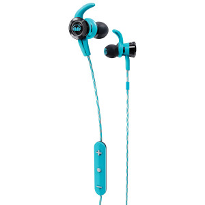 Monster iSport Victory In Ear Wireless Blue