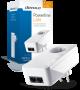devolo D 8123 dLAN 1000 duo+ Single adapter Powerline